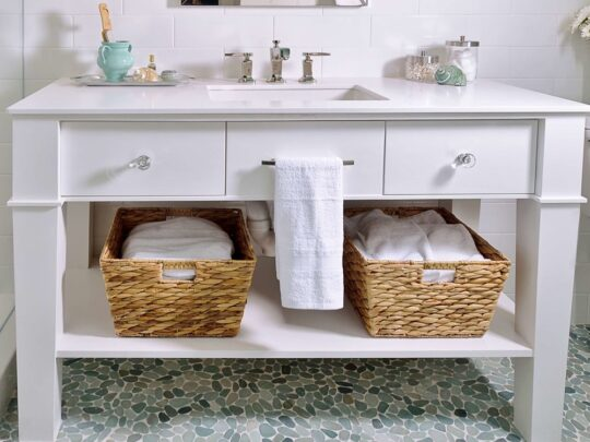 Bathroom Cabinets-Fort Myers Home Remodeling Team-We do kitchen & bath remodeling, home renovations, custom lighting, custom cabinet installation, cabinet refacing and refinishing, outdoor kitchens, commercial kitchen, countertops and more