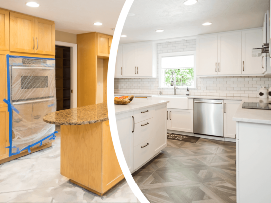 Kitchen Cabinet Refinishing-Fort Myers Home Remodeling Team-We do kitchen & bath remodeling, home renovations, custom lighting, custom cabinet installation, cabinet refacing and refinishing, outdoor kitchens, commercial kitchen, countertops and more