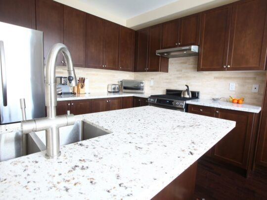 Kitchen countertops and surfaces-Fort Myers Home Remodeling Team-We do kitchen & bath remodeling, home renovations, custom lighting, custom cabinet installation, cabinet refacing and refinishing, outdoor kitchens, commercial kitchen, countertops and more